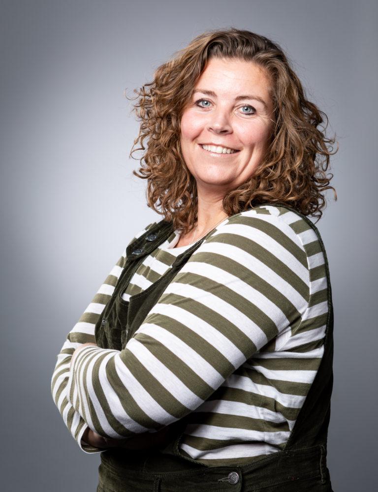 Yolanda van der Steen